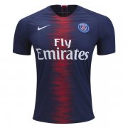 1819 PSG Home Navy Soccer Jersey Shirt