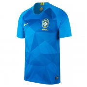 2018 World Cup Brazil Away Soccer Jersey Shirt