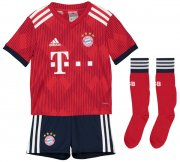 1819 Bayern Munich Home Jersey Children Full Kit