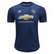 1819 Manchester United Authentic Third Jersey (Player Version)