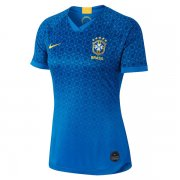 2019 Brazil Women Away Jersey Shirt