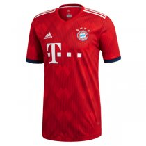 1819 Bayern Munich Authentic Home Jersey( Player Version)