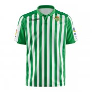 19/20 Real Betis Home Soccer Jersey