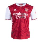 20-21 Arsenal Home Authentic Jersey (Player Version)