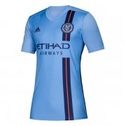 2019 New York City FC Home Blue Soccer Jersey Shirt