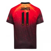 1819 Bayern Munich EA Sports Jersey JAMES #11