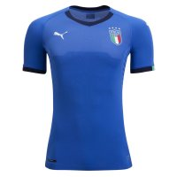 2018 Italy Authentic Home Soccer Jersey (Player Version)