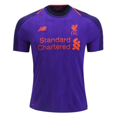 1819 Liverpool Away Soccer Jersey