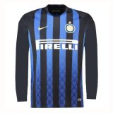 1819 Inter Milan Home Long Sleeve Jersey