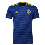 2018 Sweden Away World Cup Jersey