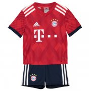 1819 Bayern Munich Home Jersey Children Kit