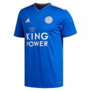 1819 Leicester City Home Soccer Jersey Shirt