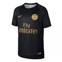 18-19 PSG Black Pre Match Training Jersey 1