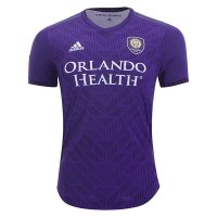 2019 Orlando City Authentic Home Purple Jersey (Player Version)