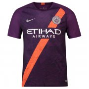 1819 Manchester City Third Soccer Jersey Shirt