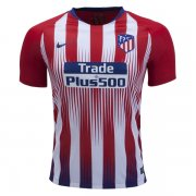 1819 Atletico Madrid Home Soccer Jersey