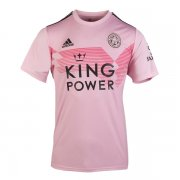 19-20 Leicester City Away Pink Jersey Shirt