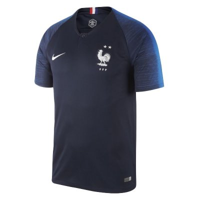 2018 France World Cup Champion Home Jersey [ 2 Star ]