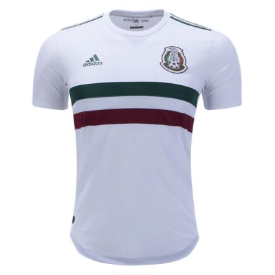 Mexico Away Authentic Jersey 2018(player version)