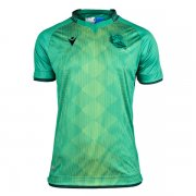 19/20 Real Sociedad Away Green Soccer Jersey Shirt