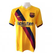 19-20 Barcelona Away Soccer Jersey Shirt