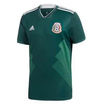 Mexico Home Soccer Jersey 2018