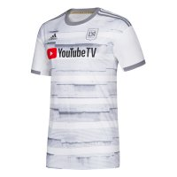 2019 LAFC Away White Street By Street Jersey
