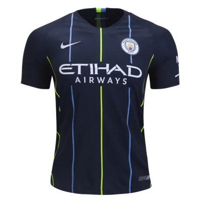 1819 Manchester City Away Soccer Jersey Shirt