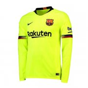 1819 Barcelona Away Long Sleeve Jersey