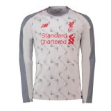 1819 Liverpool Long Sleeve Third Soccer Jersey Shirt