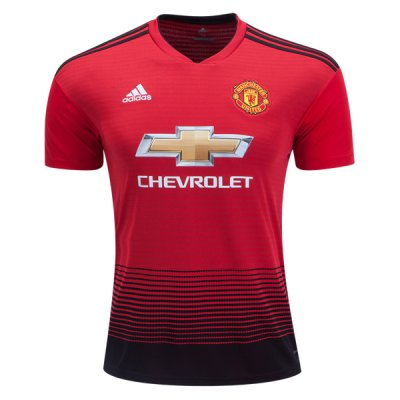 1819 Manchester United Home Soccer Jersey