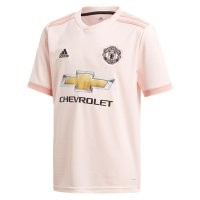 1819 Manchester United Away Soccer Jersey