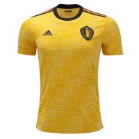 2018 Belgium World Cup Away Jersey