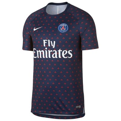 18-19 PSG Navy Training Jersey