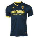 20-21 Villarreal Away Black Soccer Jersey