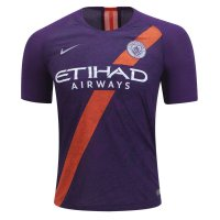 1819 Manchester City Third Authentic Jersey (Player Version)