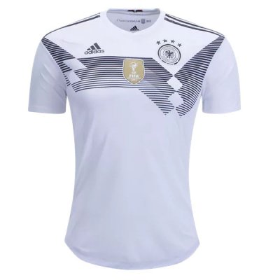 Germany Home Soccer Jersey 2018 (Player Version)