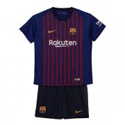 18-19 Barcelona Home Children Kit