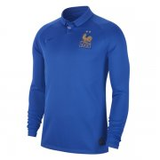 2019 France 100th Anniversary Edition Long sleeve Jersey Shirt