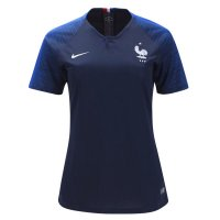 2018 France Home Women Soccer jersey