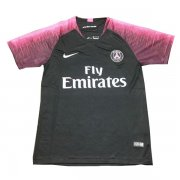 2018-19 PSG Black&Pink Training Jersey Shirt 1