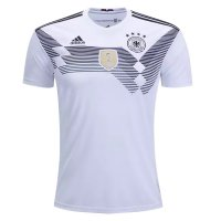 Germany Home Soccer Jersey 2018