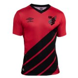 19-20 Atletico Paranaense Home Red Soccer Jersey