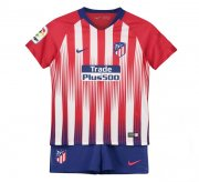 1819 Atletico Madrid Home Children Kit