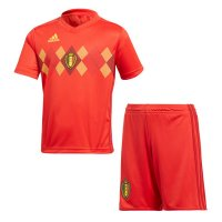 2018 Belgium Home World Cup Kid Kit