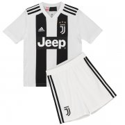 1819 Juventus Home Jersey Kid Kit