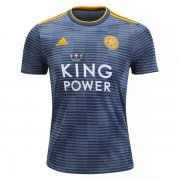 1819 Leicester City Away Soccer Jersey Shirt