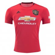 19/20 Manchester United Home Soccer Jersey Shirt
