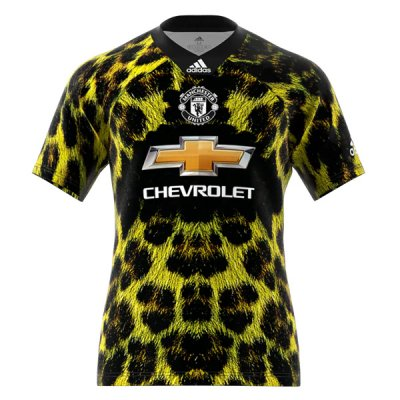 1819 Manchester United EA Sport Limited Edition Jersey