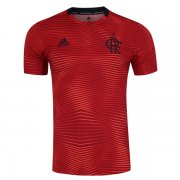 19-20 Flamengo Pre-Match Red Training Jersey